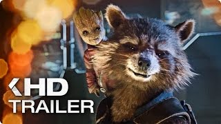 GUARDIANS OF THE GALAXY 2 Trailer 2017