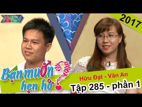 Bạn Muốn Hẹn Hò Tập 285 kết đôi cho cặp đôi ế vì những mối tình 2 năm rưỡi