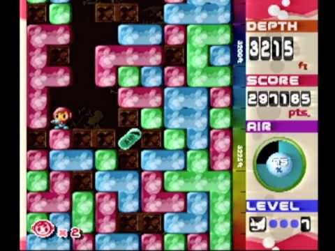 mr driller g playstation