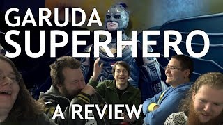 Nonton Garuda Superhero Review  A Confused Mess  Film Subtitle Indonesia Streaming Movie Download