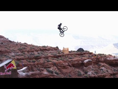 Overcoming the Canyon Gap at Red Bull Rampage 2014