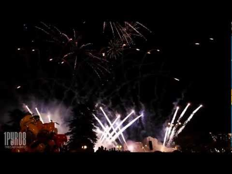 | HD | Trecastagni 2012: Doctor Fire | Pyromusical