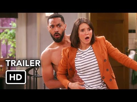 Fam (CBS) Trailer #2 HD - Nina Dobrev comedy series