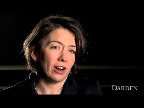 Darden Faculty Profile: Mary Margaret Frank