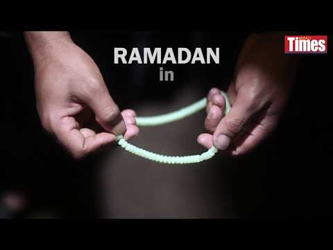 (Ramadan in exile - Duration: 2 minutes, 40 seconds.)