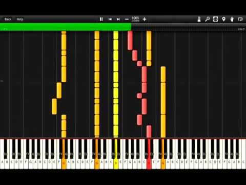 Carol of the Bells (Synthesia)