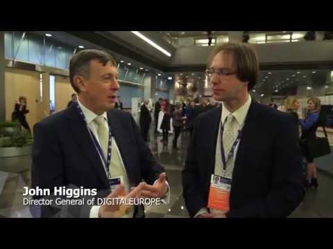 Watch 'eSkills for Jobs - John Higgins Riga conference'