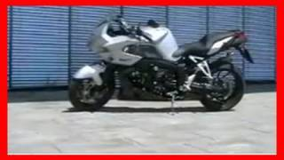 9. BMW K1200R Sport test ride / Motorrad Test von 1000PS