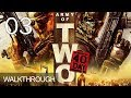 Army Of Two 40th Day Walkthrough Gameplay Mission 3