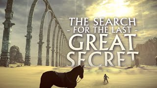 Video The Decade-Long Quest For Shadow of the Colossus' Last Secret MP3, 3GP, MP4, WEBM, AVI, FLV Agustus 2019