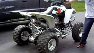 3. 2004 Suzuki Z400 Quadsport
