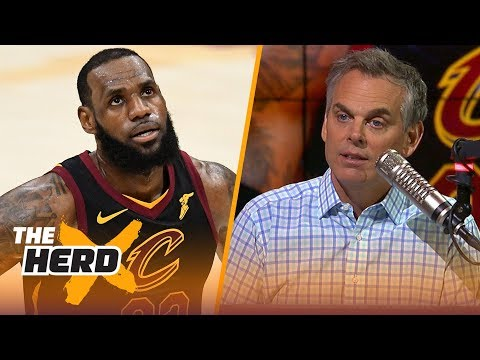 Colin Cowherd on every rumor about LeBron James leaving Cleveland   NBA   THE HERD