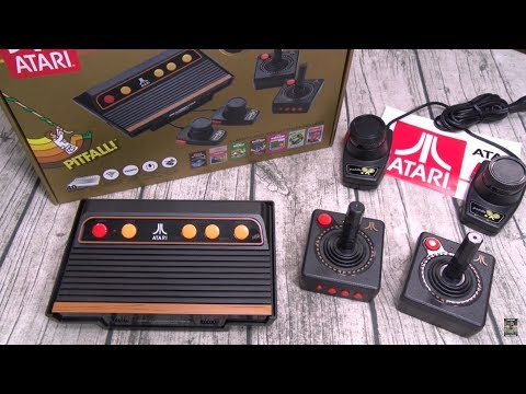 Atari Flashback 8 Gold Console - 120 Games