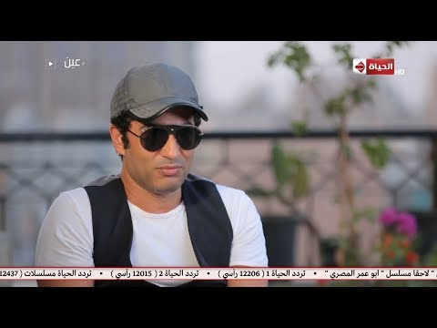 عمرو سعد عن مسلسله لرمضان 2019: جرعة زائدة من الكوميديا السوداء