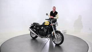 2. 2004 Triumph Thunderbird Sport Black/Yellow