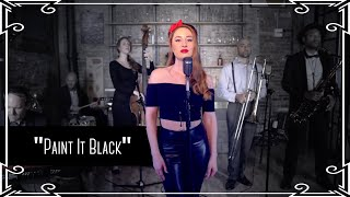 """Paint It Black"" (The Rolling Stones) Amy Winehouse/Back to Black Cover by Robyn Adele Anderson"