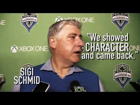 Video: Interview: Sigi Schmid at Chivas USA