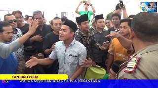 Video WOW!!!! Ratusan Warga Tanjung Pura Bubarkan Paksa Acara Gp Ansor MP3, 3GP, MP4, WEBM, AVI, FLV September 2018