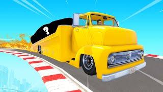 This NEW CAR Has A HIDDEN FEATURE! (GTA 5 DLC)