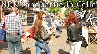 NDR Landpartie- Fest in Celle 2017