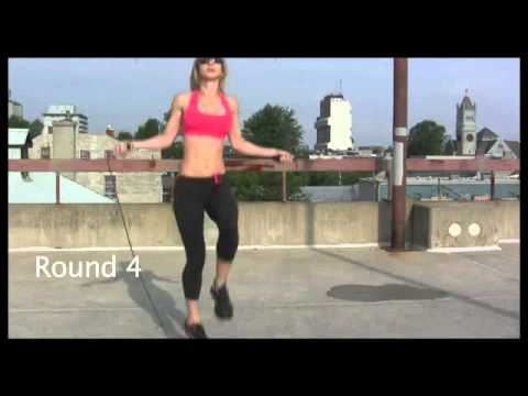 Zuzana Light: Best Cardio Exercise Routine Part 1