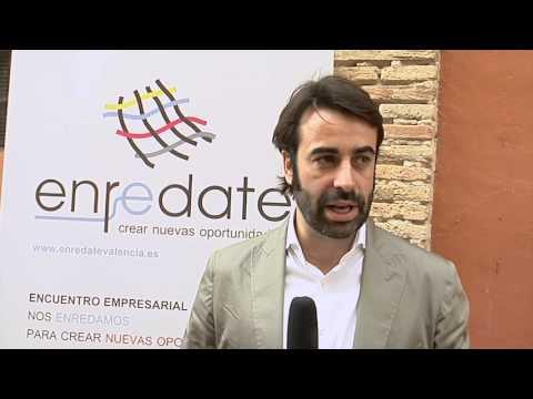 Entrevista Vicente Gragera, Director de Carlotta Digital en Enrédate Alzira