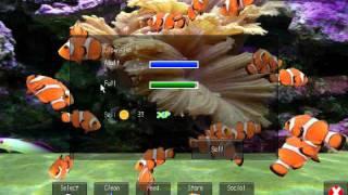 Aqualand+ 3D Fish aquarium YouTube video