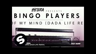 Thumbnail for Bingo Players — Out Of My Mind (Dada Life Remix)