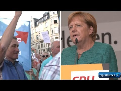 AfD-Strategie: Angst gegen Merkel schüren