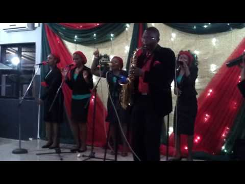 XMAS JAMBOREE RCCG CHAPEL OF WONDERS WITH SAMUEL OJO (OLA SAX)
