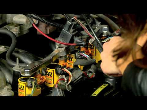 How to Install ACCEL Fuel Injectors