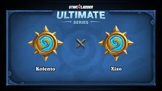 Kolento vs Xixo, game 1