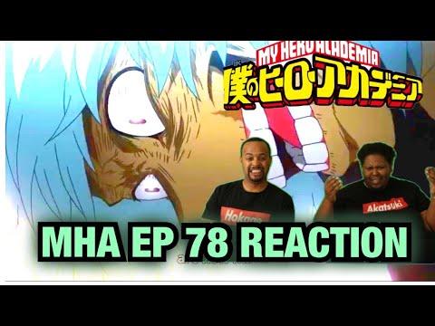 Villains Strike Back! | MHA 78 |  my hero academia reaction season 4 ep 15 |