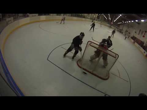 Amazing Roller Hockey Goalie Saves