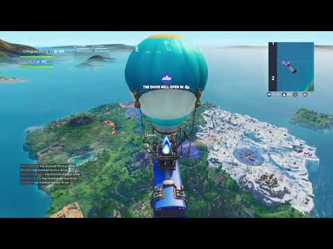 Fortnite Random Squads with Awesomeness Claws- Adding Subs Only- PG