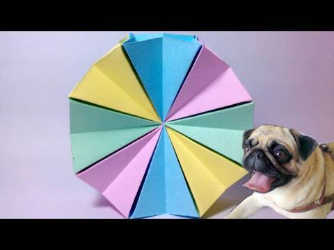 Toy Tutorial - 037 -- Magic Circle, Ferris Wheel
