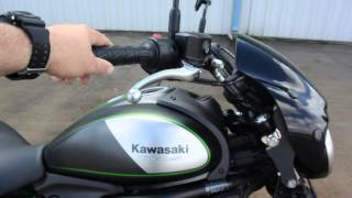 6. $7,999:  2016 Kawasaki  Vulcan S Cafe ABS Overview and Reveiw
