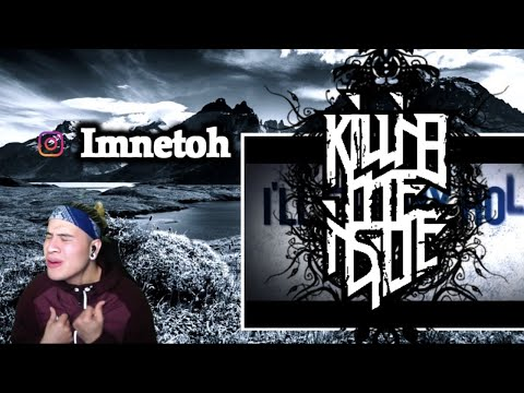 KILLING ME INSIDE - YOUNG BLOOD (Official Lyrics Video) REACTION!!