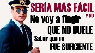 SERÍA MÁS FÁCIL con LETRA 🎶 - Carlos Rivera
