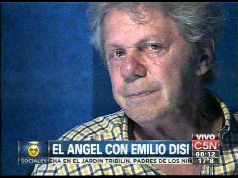C5N - EL ANGEL DE LA MEDIANOCHE: ENTREVISTA A EMILIO DISI (PARTE 1)
