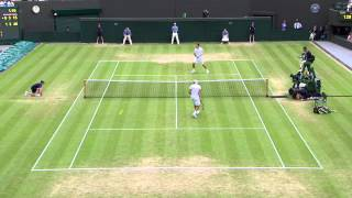 Tennis Highlights, Video - 2013 Day 9 Highlights: Jerzy Janowicz v Lukasz Kubot