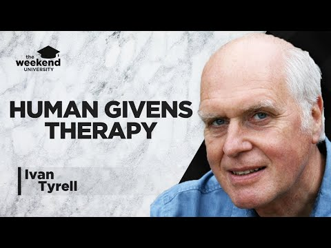 Human Givens Therapy: An Introduction - Ivan Tyrrell