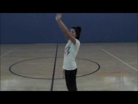 Beginner Volleyball Instructional Video