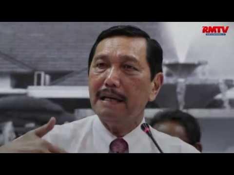 Luhut Ditantang Berani Seperti Rizal