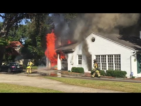 Drone started San Jose home on fire