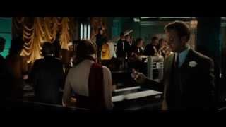 Gangster Squad - Emma Stone Ryan Gosling - Bar Scene