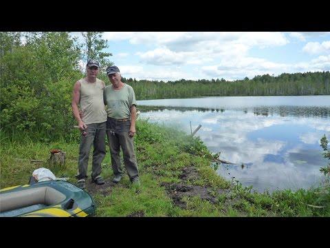 лемью рыбалка видео