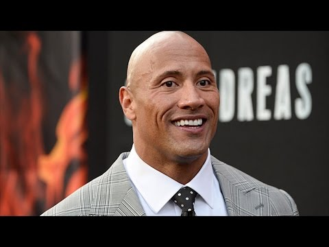 Dwayne Johnson Gets Choked Up In Video to a Young Boy for Make-A-Wish: 'Stay Strong'