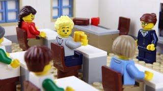 Video Lego School - The Ghost MP3, 3GP, MP4, WEBM, AVI, FLV Juni 2018