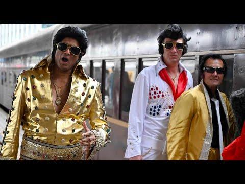 Elvis-Fans kommen in Australien zusammen - auch 40 Ja ...